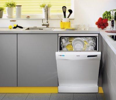 nuevos lavavajillas compactos e inteligentes de zanussi