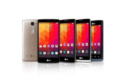 los nuevos smartphone de gama media de lg destacan por sus caractersticas premium