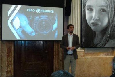 olympus presenta en barcelona la omd experience