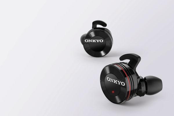 onkyo w800bt los primeros auriculares inear verdaderamente inalaacutembricos del mundo