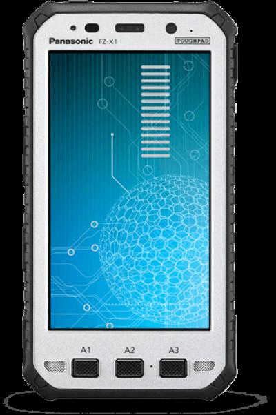 panasonic presenta en la ifa uno de los dispositivos de 5 pulgadas ms resistentes del mundo