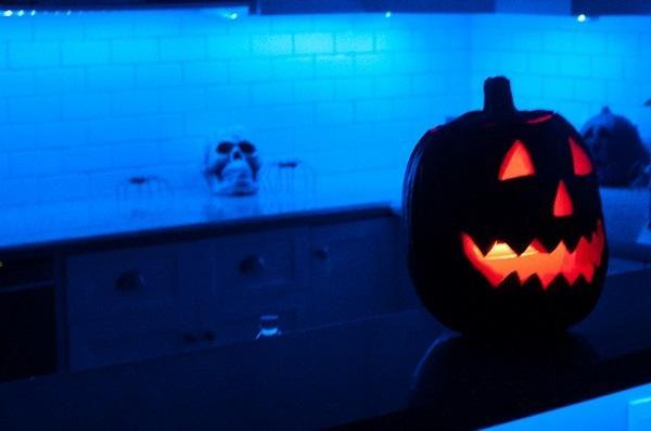 philips hue te ayuda a vestir tu casa de halloween