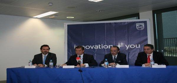 La firma presentó ayer en Madrid dos nuevos modelos y su primer