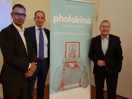 photokina 2016 presenta sus credenciales en espantildeanbsp