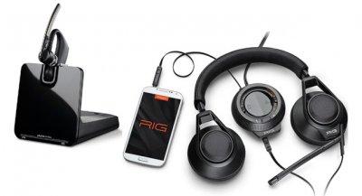 plantronics recibe dos galardones if product design para sus auriculares