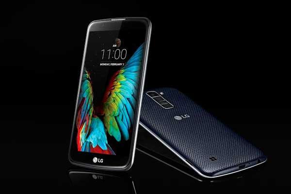 lg presenta en el ces 2016 la serie k de smartphonesnbsp