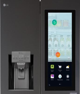 el nuevo frigorifico lg smart instaview cuenta con control de voz y visualizacioacuten remota