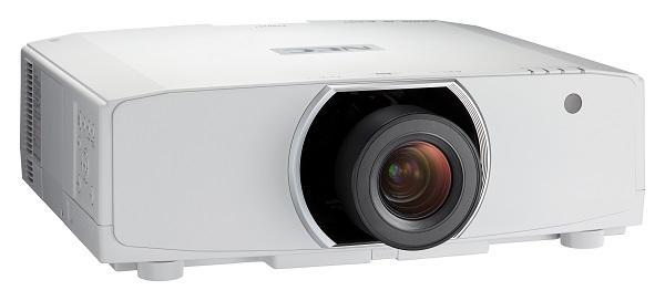 nec presenta sus nuevos proyectores de la serie pa