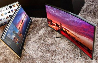lg presentar en la ifa el primer monitor panormico curvo 219