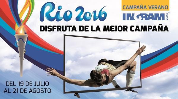 rio2016 la nueva campantildea de ingram micro