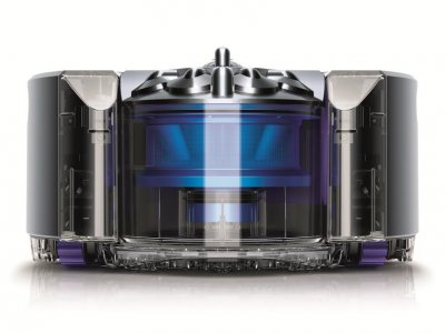un robot inteligente capaz de limpiar correctamente