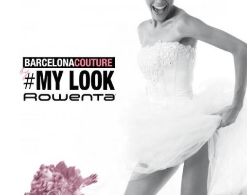 rowenta patrocina el desfile barcelona couture