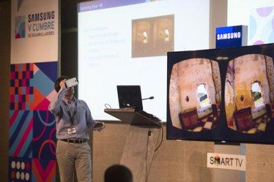 samsung celebra su v cumbre de desarrolladores en madrid