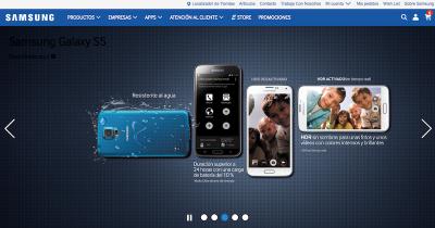 samsung estrena su nueva tienda online para la venta de sus accesorios