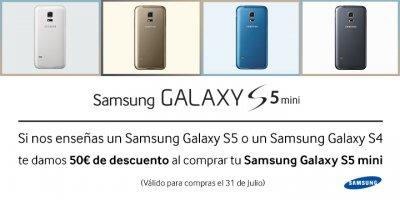 el samsung galaxy s5 mini ya est a la venta en espaa