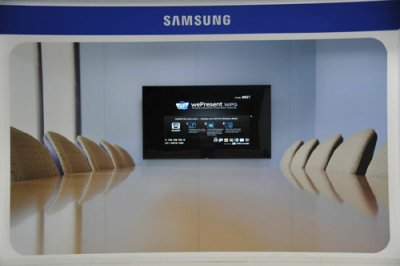 samsung instala un showroom permanente en el charmex green building