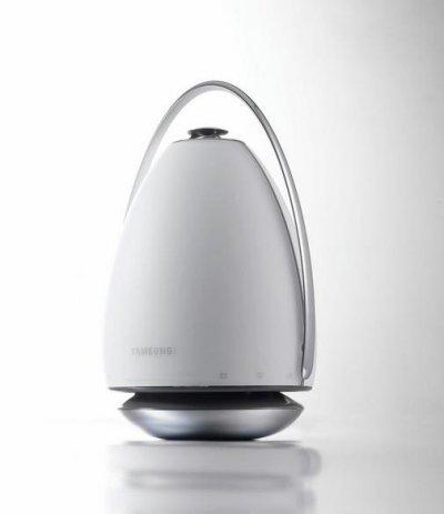samsung con los nuevos productos de su gama de audio en el ces