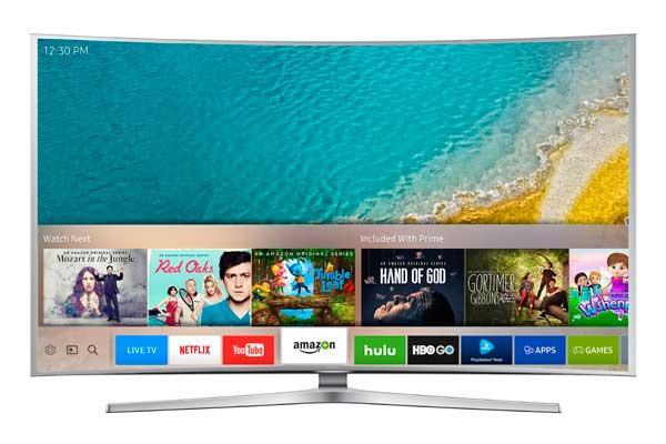 samsung presenta una experiencia de uso avanzada para su smart tv