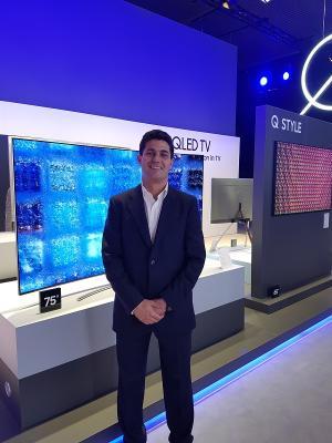 samsung revoluciona la calidad de imagen lanzando una nueva categoriacutea de televisores qled tv