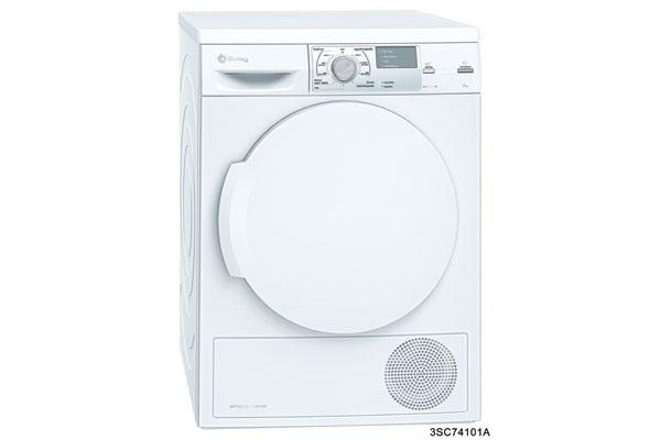 La secadora con bomba de calor balay premiada como compra - Bomba de calor consumo ...