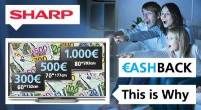 sharp lanza una promocin para los compradores de televisores aquos