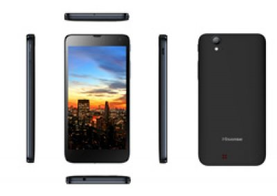 smartphone hisense u970 con pantalla tctil de 5 pulgadas