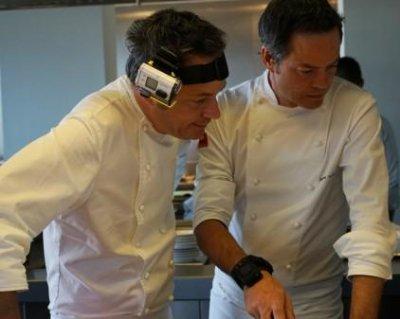Sony y los hermanos torres impulsan la uni n tecnolog a y for Cocina hermanos torres