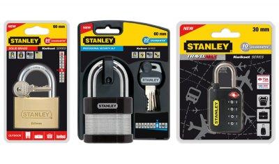 stanley ofrece sus candados por primera vez en europa de la mano de spectrum brands