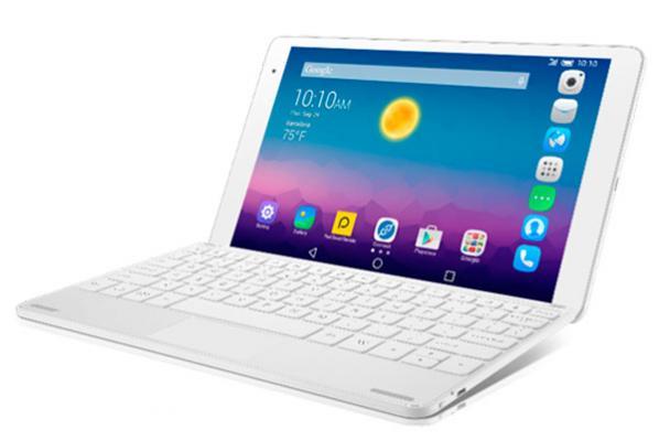 pop 10 la tableta de alcatel onetouch que en un solo clic se convierte en un compacto y ligero porttil