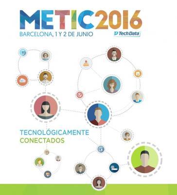tech data ultima los detalles para la celebracioacuten de metic2016nbsp