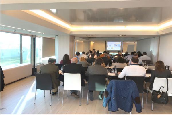 tecna celebra su iiiordf convencioacuten anual de ventas