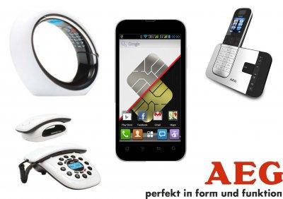 aeg telecomunicaciones lanza una nueva generacin de equipos de telefona y walkie talkies