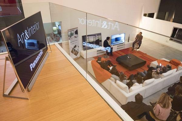 televisor 4k pro dx800 la obra de arte de panasonic