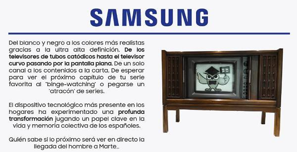 el televisor el rey de los hogares espantildeoles