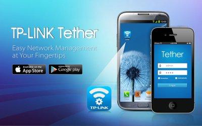 tether 20 la ltima app para android de tplink