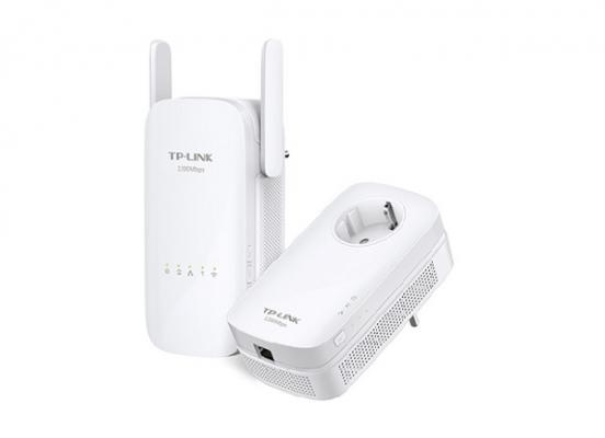 tplink lanzanbsptlwpa8630 kit su powerline operativo en wifi ac