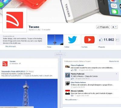 tucano espaa ya tiene twitter y facebook