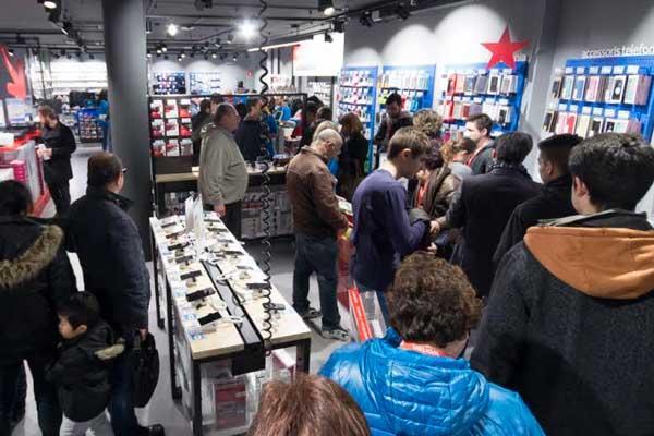 worten inaugura nueva tienda en tarragona con un disentildeo diferencial