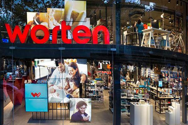 worten sant antoni la tienda maacutes innovadora y moderna del mercado